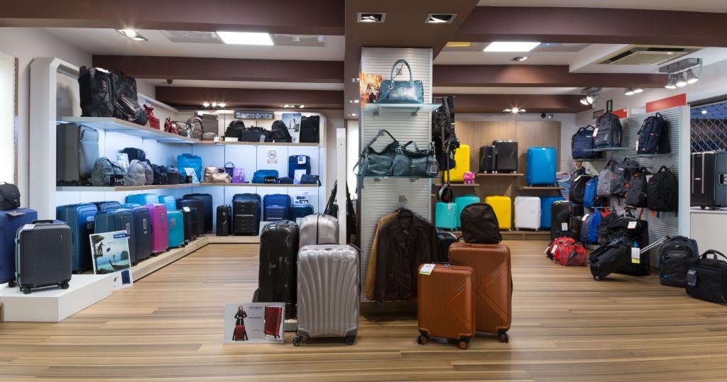Maletas, bolsos y complementos